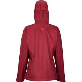 Marmot PreCip Eco Plus Jacket Damen sienna red